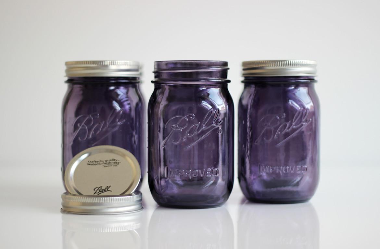 Ball Mason Jars und Gläser