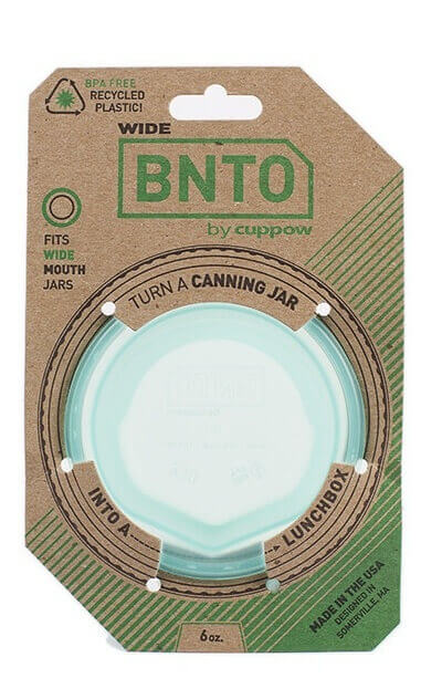 BNTO Wide Mouth mint Front