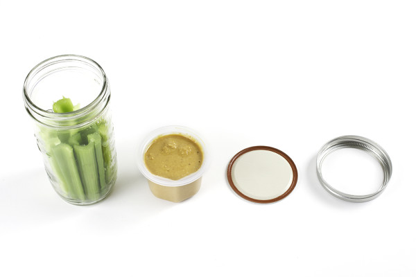 Salat To Go Becher Bestandteile