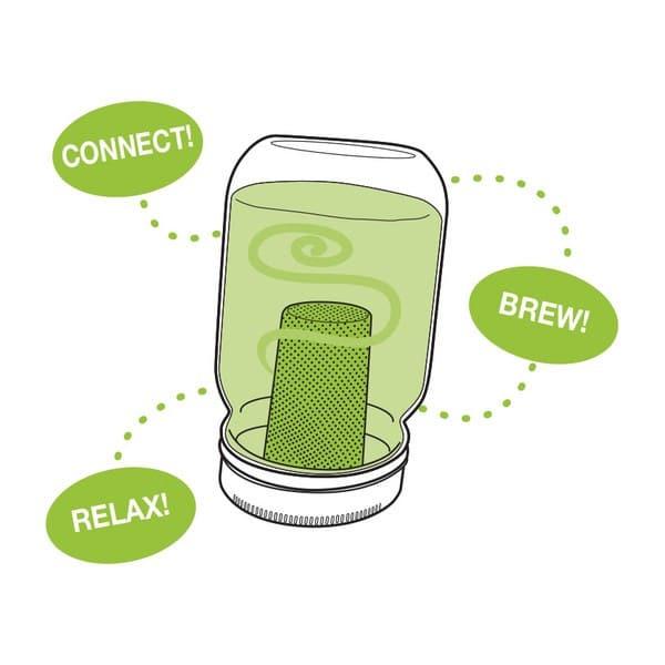 Tea Infuser Jarware