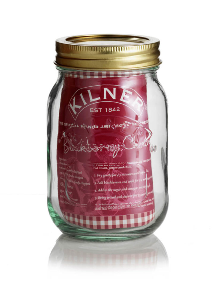 Kilner Glas Jar aus UK 500ml