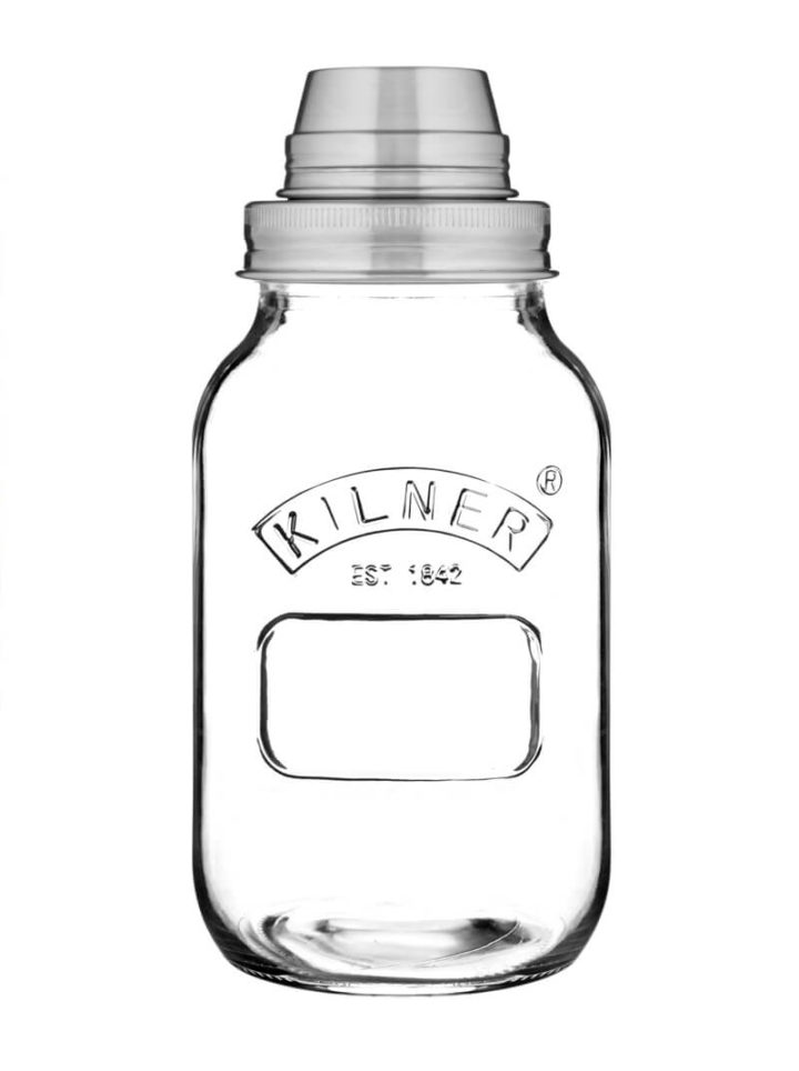 Kilner Cocktail Shaker Mason Jar