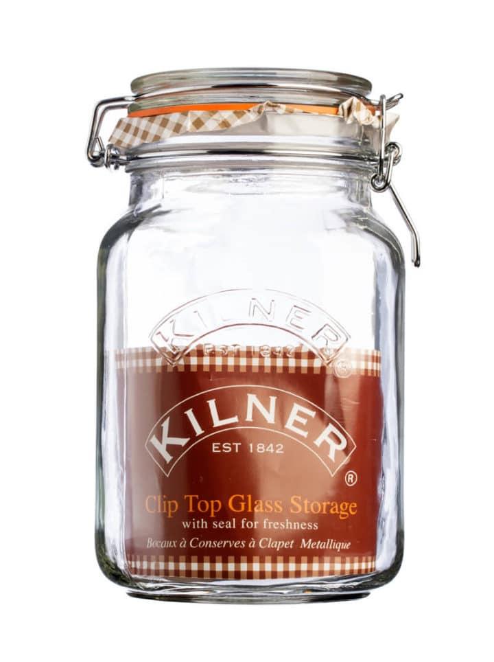 Einmachglas Kilner Jar 1,5l Buegelverschluss