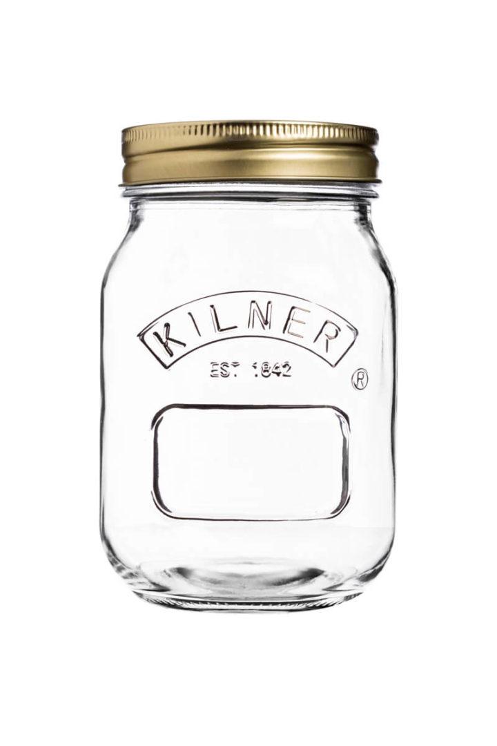 Kilner Mason 0,5 Liter Jar Einmachglas aus UK