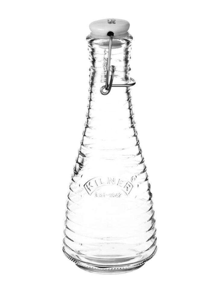 Kilner Wasserflasche mit Bügelverschluss Glasflasche 850ml