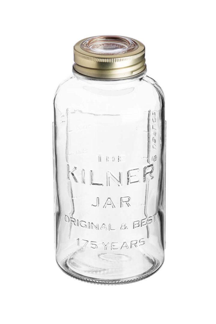 Kilner Anniversary Jar 750ml und noch weitere Einweckgläser und Mason Jars oder Glas