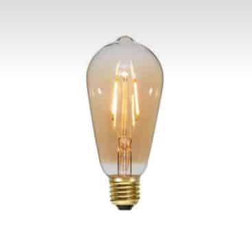 Edison LED kleineres Bild