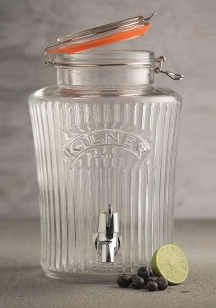 Kilner Vintage Getränkespender 5 Liter Fassungsvermögen