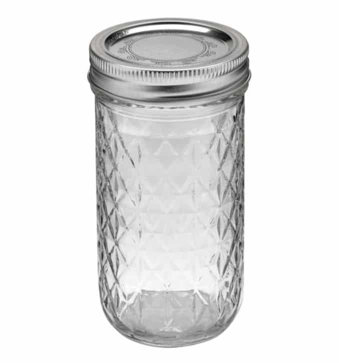 Einmachgläser Einweckgläser oder Weckgläser zum einkochen oder einmachen mit 12oz Ball Jar