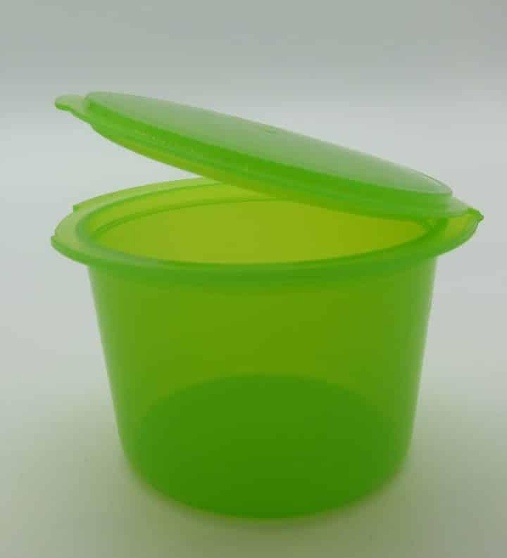 Snack Pack Einsatz Grün