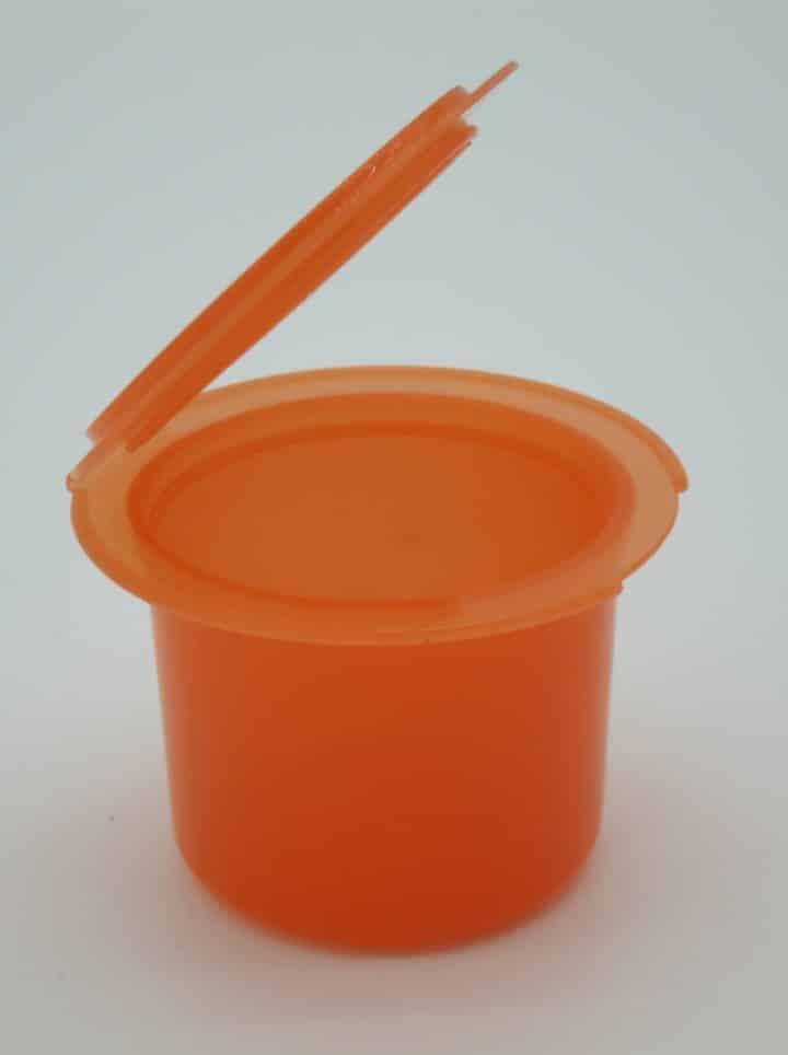 Snack Pack Einsatz Orange