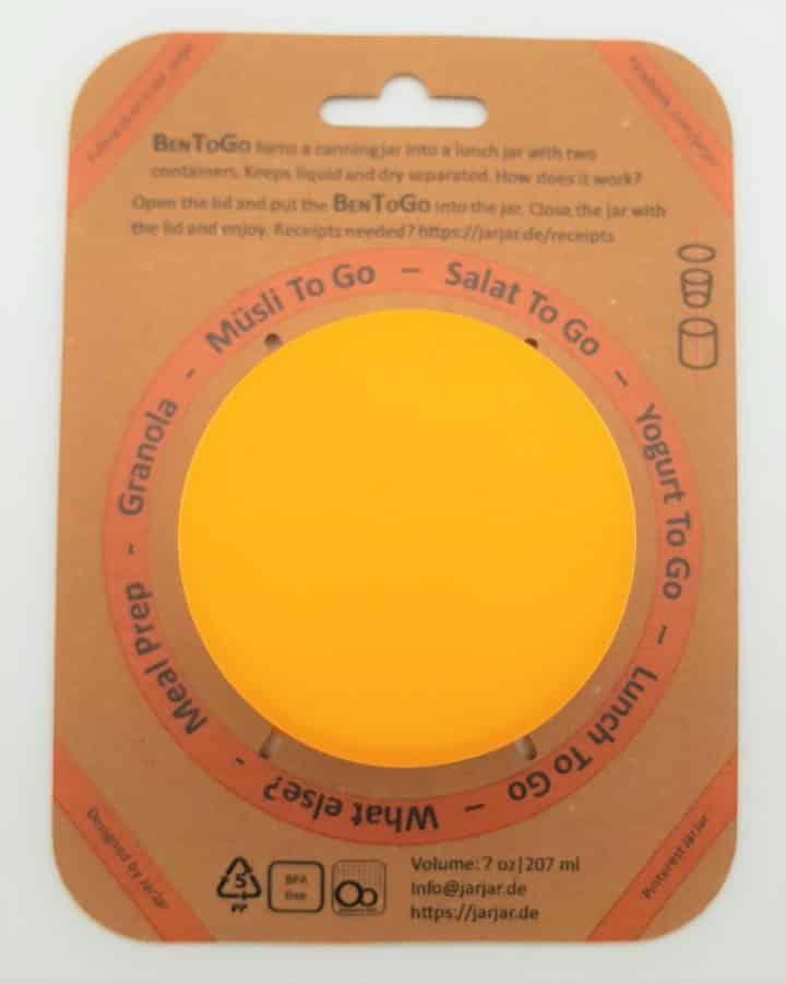 BenToGo Orange