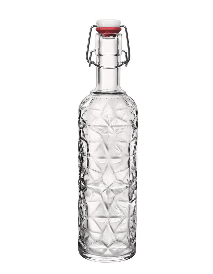 Flasche Kristall Clear